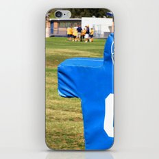 Football Dummy iPhone & iPod Skin