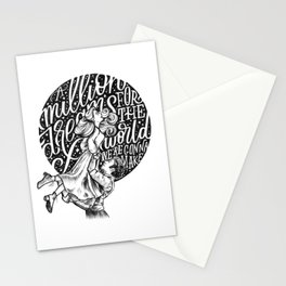 A Million Dreams Stationery Cards