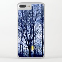 Arkansas Blues Clear iPhone Case