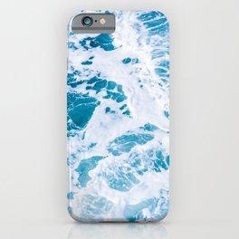 Perfect Ocean Sea Waves iPhone Case