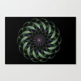 ZoooooZ perfect paper flower Canvas Print