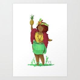 Yavanna Art Print