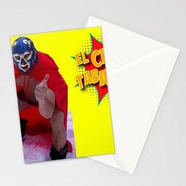El Chich y Side Kick Stationery Cards