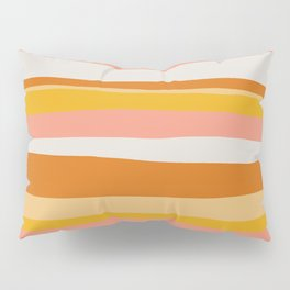 sedona, desert stripes Pillow Sham