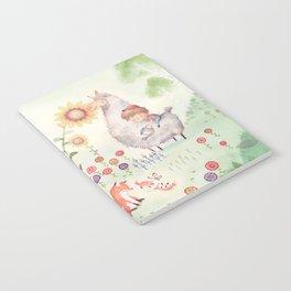 Forrest Garden Notebook