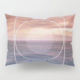 Horizon Sea Pillow Sham