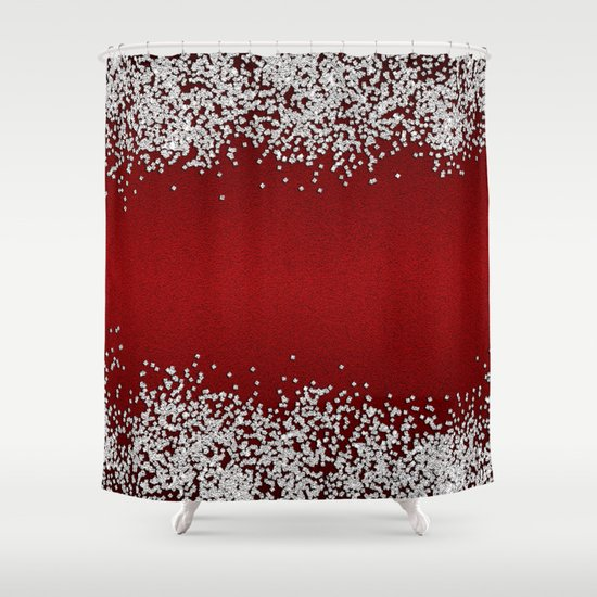 Sparkly Curtains Silver Sequin Curtain Shimmer Backdrop