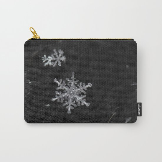 fragile snowflake Carry-All Pouch
