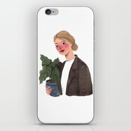 Antonieta iPhone Skin
