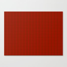 MacNab Tartan Canvas Print