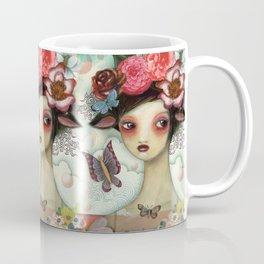 Bathing Beauty by CJ Metzger Coffee Mug
