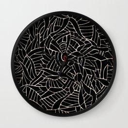 - loups - Wall Clock