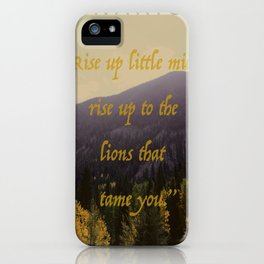 Little Mice iPhone Case