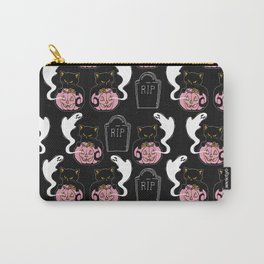 Grave Kitten Carry-All Pouch