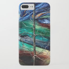 """""""Spring in Clinton"""" Painting iPhone Case"""
