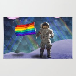 BE YOURSELF - PRIDE Rug