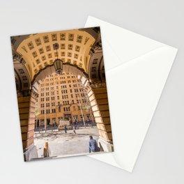 GPO Building, Martin Place, Sydney Stationery Cards