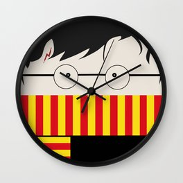 Hogwarts Witch  Wall Clock