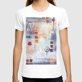 abstract collective: lazy dayz T-shirt