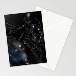 A Dark Knight Stationery Cards