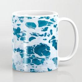 oscean marble - photograohy light blue Coffee Mug