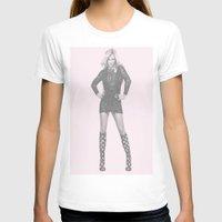 britney T-shirts featuring Britney by Dora Birgis