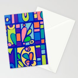 Majorelle Garden Stationery Cards