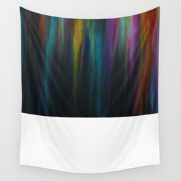 And the Rain Will Fall. Wall Tapestry