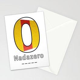 Nadazero - Navy Code Stationery Cards