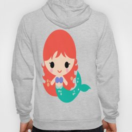 Little Mermaid Hoody