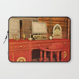 Steampunk Office Laptop Sleeve