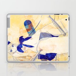 Torpedo Balloons Laptop & iPad Skin