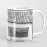 door Mugs featuring door by habish