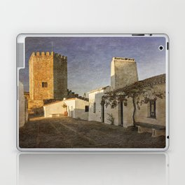 Monsaraz Castle, Portugal Laptop & iPad Skin