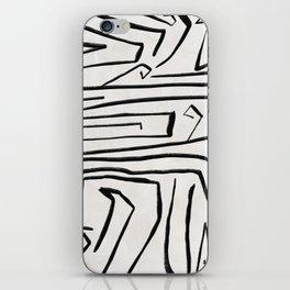 Modern improvisation 02 iPhone Skin
