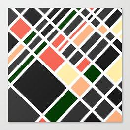 Aerial - Urbane Canvas Print
