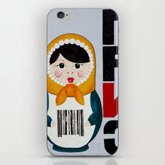 Сюрприз (surprise) iPhone & iPod Skin