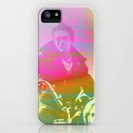 Freedom and Rebel Attitude iPhone Case