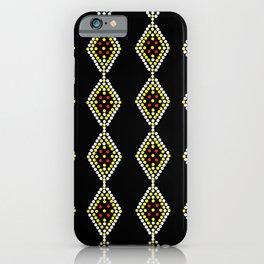 Manobo Print  iPhone Case