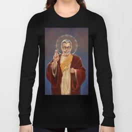 Saint Jeff of Goldblum Long Sleeve T-shirt