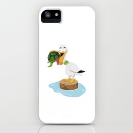 Don't Give Up! iPhone Case