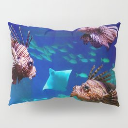 Lionfish no 2 - Dragonfish Pillow Sham