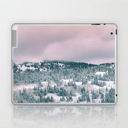 Blush Sky in Woodland Heights Laptop & iPad Skin