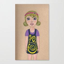 Georgie Canvas Print