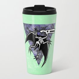Pterodactyl Fossil Travel Mug