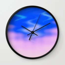 Shape Shifting Wall Clock