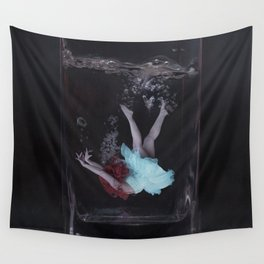 I Tried To Drown My Sorrows Wall Tapestry