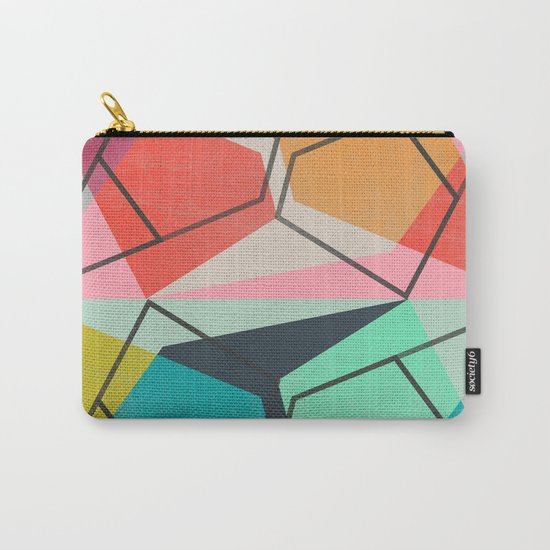ColorBlock III Carry-All Pouch
