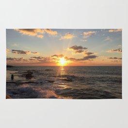 Mediterranean Sunset (Joppa) Rug
