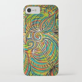Jungle Bird iPhone Case